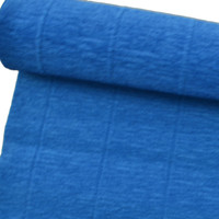 "Crepe Paper Caribbean Blue Crepe Paper Roll (20"" X 98"")"