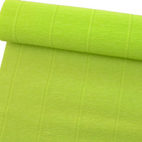 "Crepe Paper Limelight Crepe Paper Roll (20"" X 98"")"