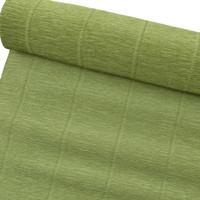 "Crepe Paper Green Leaf Crepe Paper Roll (20"" X 98"")"
