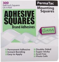 GlueArts Adhesive Squares - PermaTac