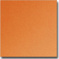 "Malmero Perle Orange 8 1/2"" x 11"" text weight Metallic Paper"