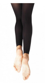 Child's Footless Ultra Soft Supplex Tights