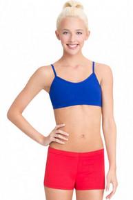 Capezio Girl's Adjustable Camisole Bra Top