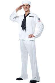 Sailor 4PC Men's Costume