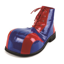 /clown-shoes-with-non-slip-tread-red-blue/