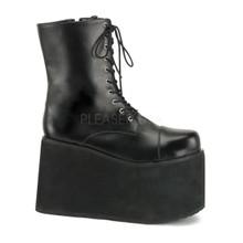"Frankenstein Monster Boots 5"" Ankle Boot with Platform"