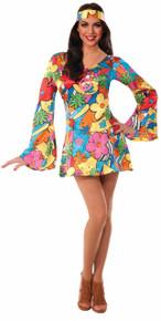 Groovy Go-Go Dress Generation Hippie