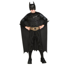 Batman Licensed Dark Knight Kids Costume