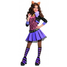 Clawdeen Wolf Deluxe Licensed Monster High