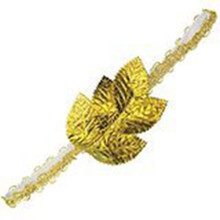 Roman Gold Leaf Headband