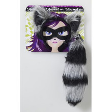 /raccoon-kit-headband-mask-tail/