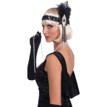 /black-flapper-headband-sequin-with-white-beads-68341/