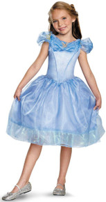Cinderella Disney Movie Girl's Costume (87057)