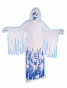 Soul Taker Kids Costume Ghost