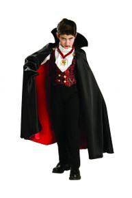 Transylvanian Vampire Boy's Deluxe