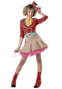 Mad As A Hatter Junior Dress Tween