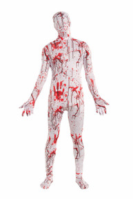 Disappearing Man Bloody Suit