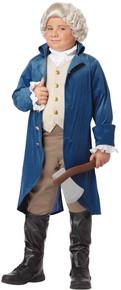 George Washington Boy's Colonial Costume