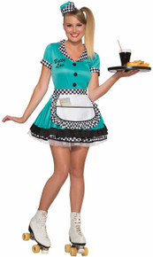 Betty Lou 50's Waitress Diner