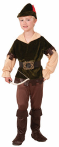 Archer Woodsman Kids Costume