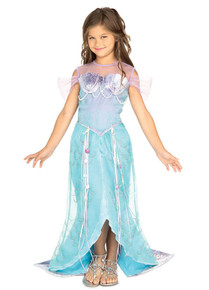 Mermaid Princess Girl's Dress