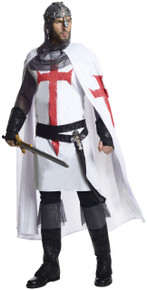 Deluxe White Knight of the Holy Grail