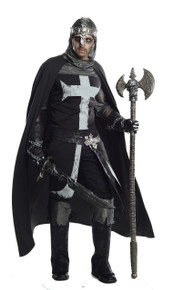 Black Knight of the Holy Grail Deluxe Costume