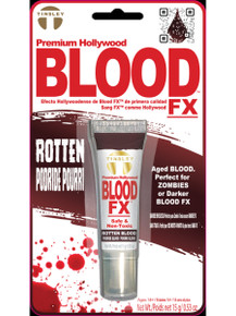 Blood FX Rotten Drying Premium Hollywood Blood