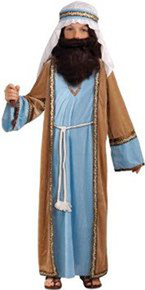 Joseph Costume Kids Deluxe Biblical Times Outfit