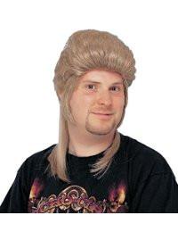 80's Mullet Wig