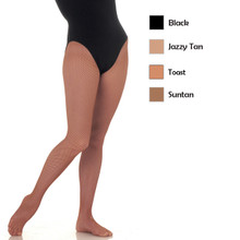 Adult TotalSTRETCH Seamless Fishnet Tights
