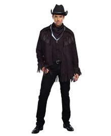 Buckwild Cowboy Jacket, Vest, Hat & Bandana