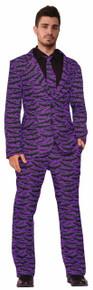 Bat Suit and Tie Jacket Tie Pants