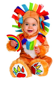 Lucky Lion Infant Plush Costume