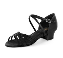 Ladies Black Annabella Ballroom Shoes