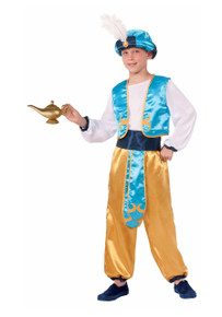 Arabian Prince Kids Costume