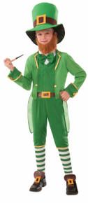 Little Leprechaun Kids Costume