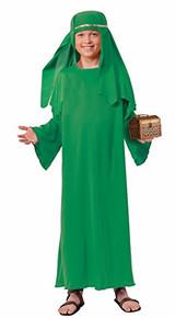 Green Wiseman Kids Robe Only