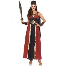 Regal Warrior Ladies Long Greek Roman Dress Cuffs & Headband (85437)