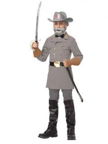 Confederate General Robert E Lee Kid's Costume
