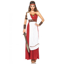 Spartan Goddess Dress & Headband (85383)