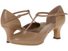 Tan SFX Split Flex Women's Ballroom Shoe
