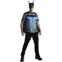 Batman Arkham Shirt & Mask Set