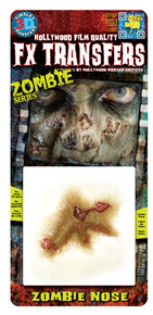 FX Transfers Latex Free Zombie Nose Self Adhesive