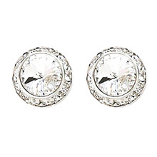 13MM Swarovski Crystal Clip-on Earrings (2712CCR)