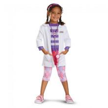 Doc McStuffins Kids Veterinarian Costume