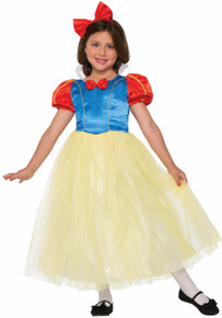 Charming Princess Kids Costume inspired by Snow White
