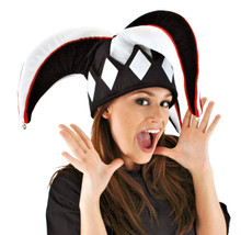 /court-jester-black-white-oversized-hat/