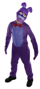 Five Nights at Freddy's Licensed Bonnie Teen Costume (630104)