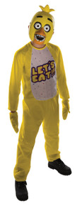 Five Nights at Freddy's Licensed Chica Teen Costume